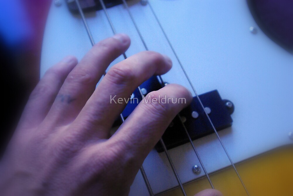 Playing by Kevin Meldrum