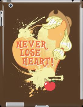 Applejack - Never Lose Heart by Gilles Bone