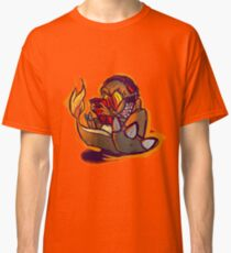 Charmander plays LSDJ Classic T-Shirt