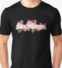 Blackbear Pinkness Rose Design Slim Fit T-Shirt