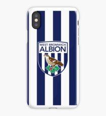 Crest - West Bromwich Albion FC iPhone Case/Skin