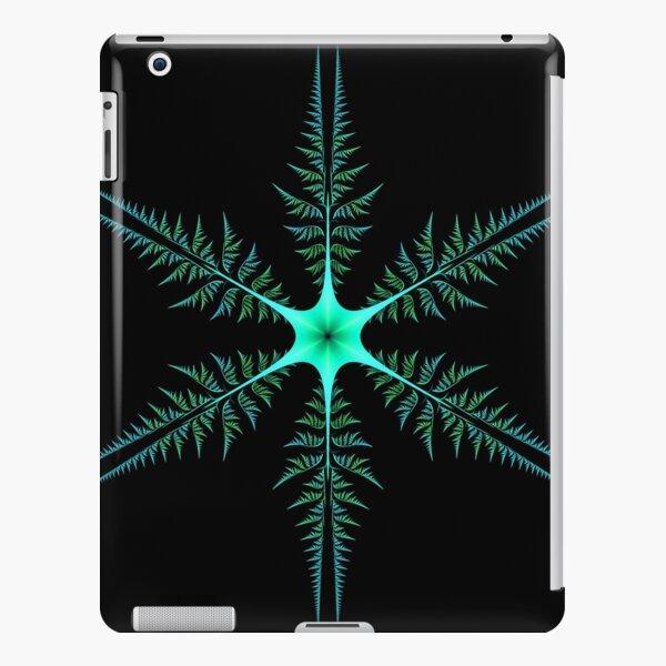 Blue-Green Diatom iPad Snap Case