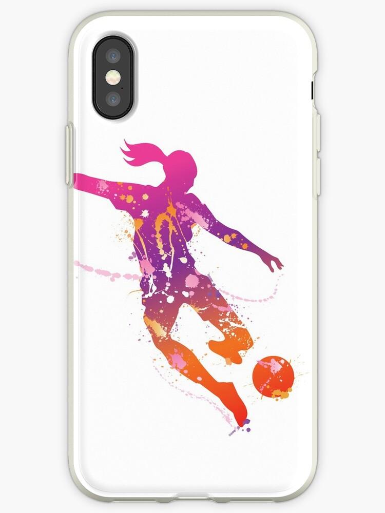coque foot iphone xs