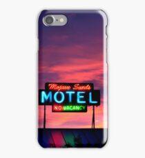 Motel- No Vacancy iPhone Case/Skin
