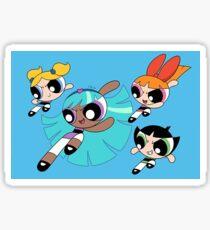 new powerpuff girls Sticker