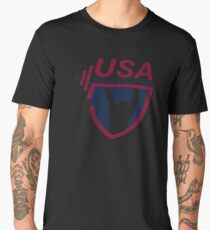 NICE T-SHIRT Team Usa Olympic Weightlifting New Product Men's Premium T-Shirt