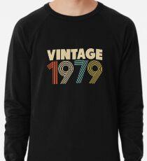 Vintage 1979 - 39th Birthday Lightweight Sweatshirt