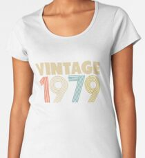 Jahrgang 1979 - 39. Geburtstag Frauen Premium T-Shirts
