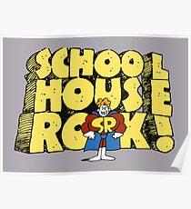 School House Rock! Poster