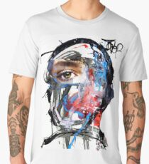 new face Men's Premium T-Shirt