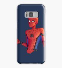 Spidey Shrug Samsung Galaxy Case/Skin