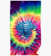 Shpongle tie dye  Poster