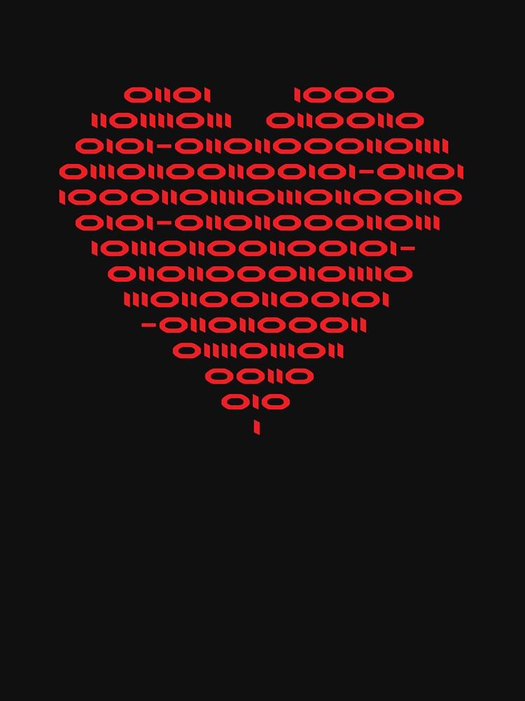 Binary Love by azummo