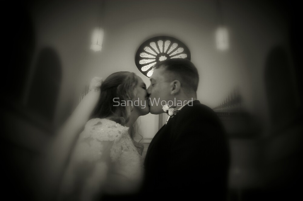 The Moment by Sandy Woolard