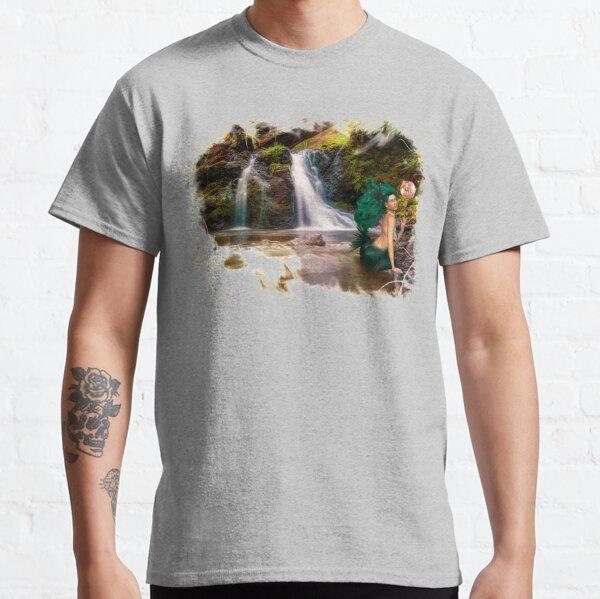 Tjirell, the mermaid Classic T-Shirt