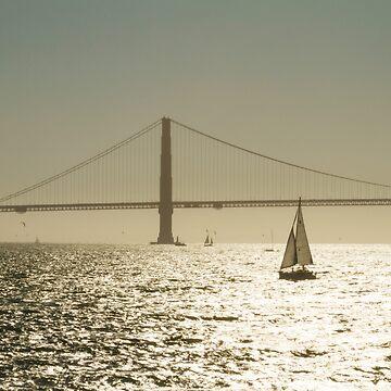 Sunday Sailing by bonnie-follett