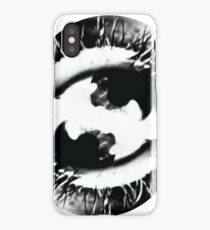 dual eyes design iPhone Case/Skin