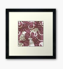 Tropical nature  Framed Print