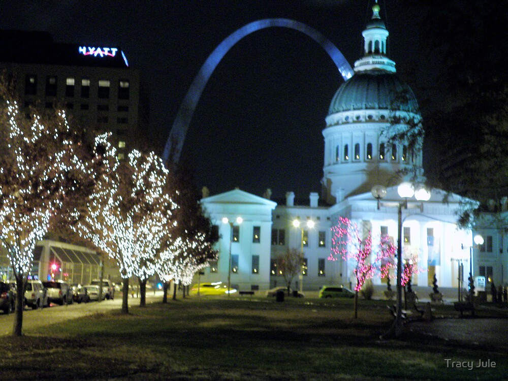 Streets of St. Louis  by Tracy Jule