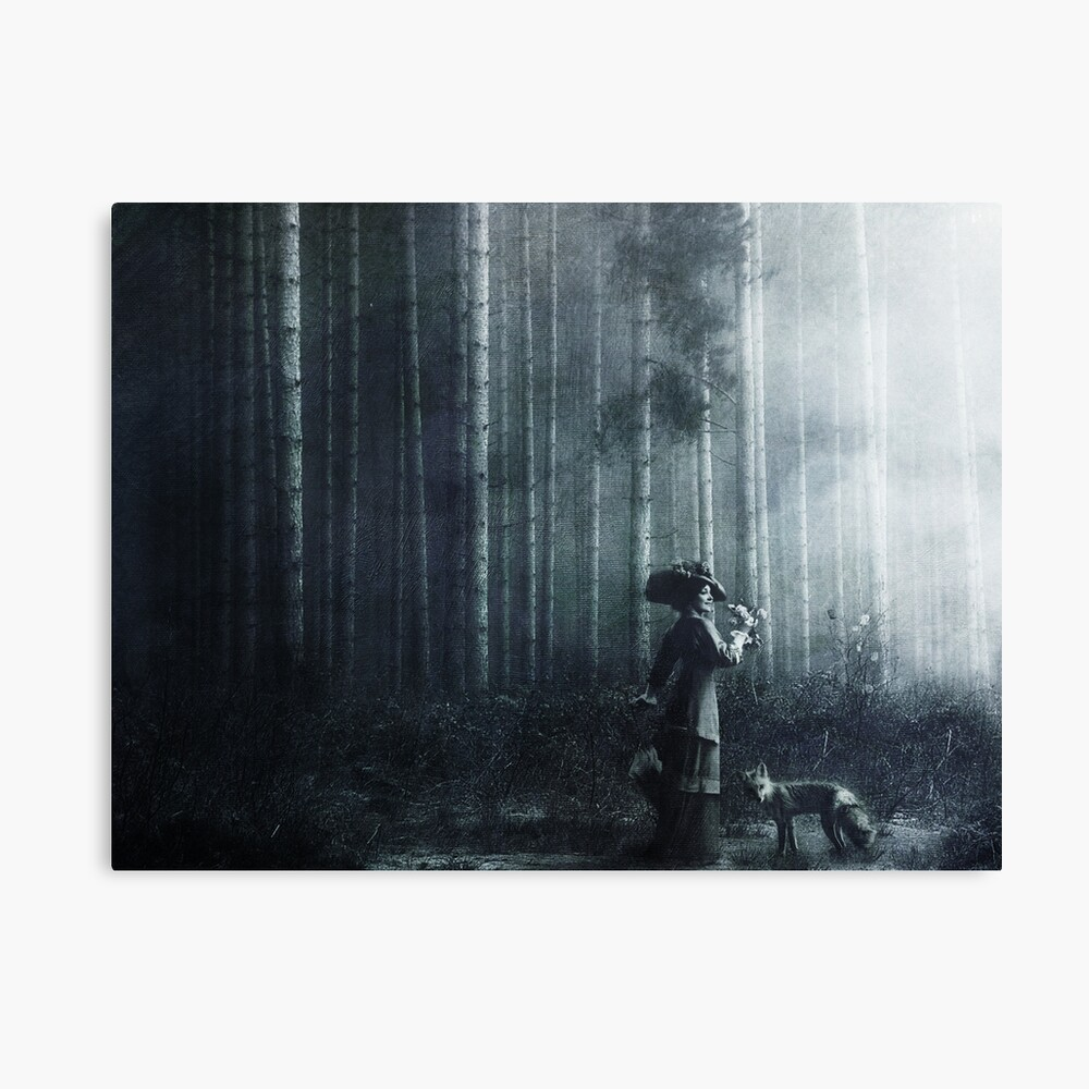 Fable Canvas Print