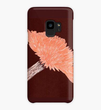 Flower of Orange Case/Skin for Samsung Galaxy