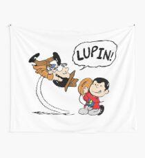 Lupin Peanuts Wall Tapestry