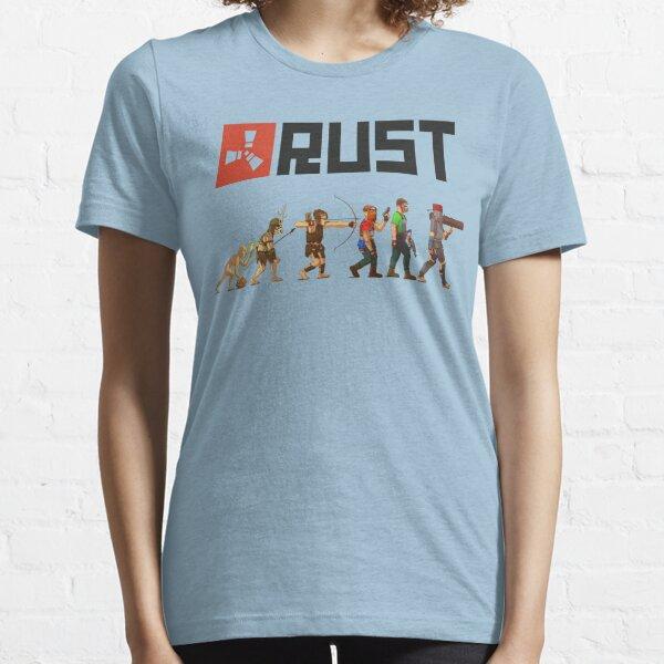 Rust Evolution Essential T-Shirt