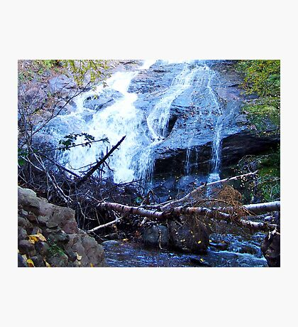 Beulach Ban Falls, Cape Breton Island Photographic Print