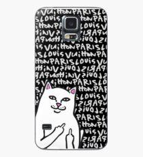 Fk du Katze Hülle & Klebefolie für Samsung Galaxy