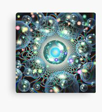 'fractals&bubbles&orbs...oh my!' Canvas Print