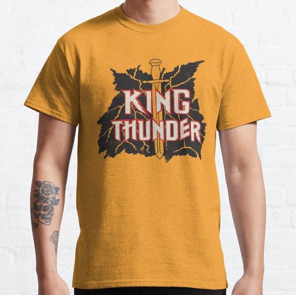 King Thunder Glitter Rock Band (Quantum Leap) Classic T-Shirt