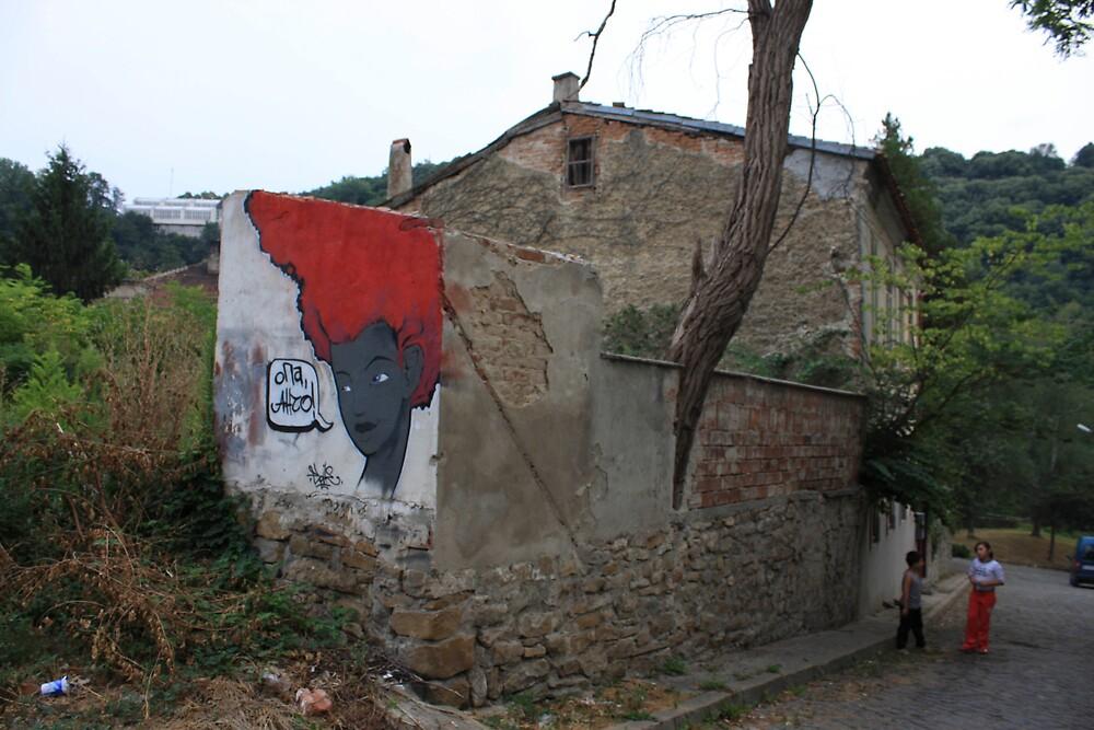Veliko Grafitti by Ziggyzoogs