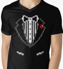 8-bit Tuxedo T-Shirt