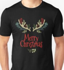 Merry Christmas Tshirt Unisex T-Shirt
