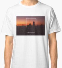 Rectangle x Lyrics No. 2 Classic T-Shirt