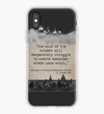 Bioshock Infinite R. Lutece Quote iPhone Case