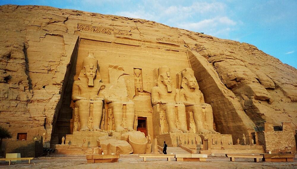 Abu Simbel by mypics4u