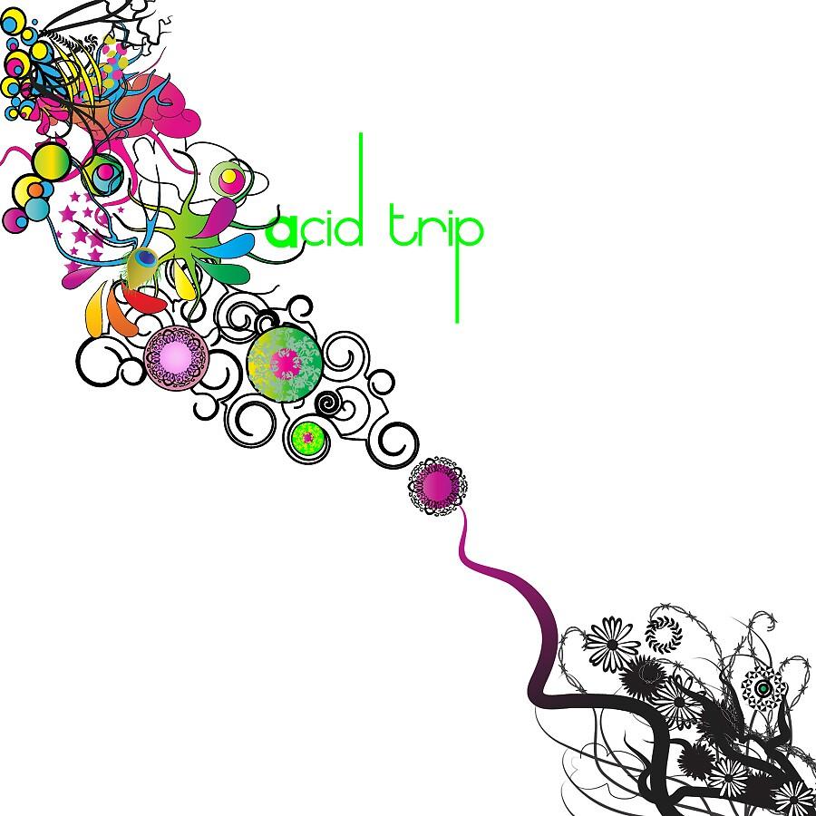 Acid trip by Lauren Finn