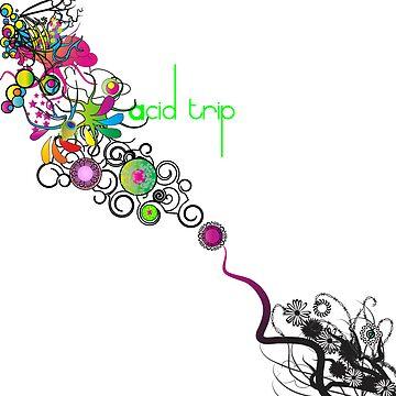 Acid trip by LaurenFinn