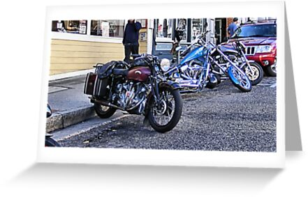 An Old Vincent by NancyC