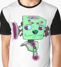 Chip the Robot boi (boy) - Mischief Graphic T-Shirt