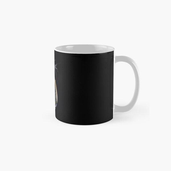 Microscopic water flea Classic Mug
