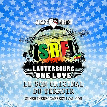 Alsace Vibration SRF Lauterbourg One Love by SRF-LAUTERBOURG