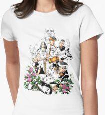 JoJo's Bizarre Adventure Women's Fitted T-Shirt