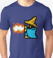 8 Bit Black Mage Unisex T-Shirt