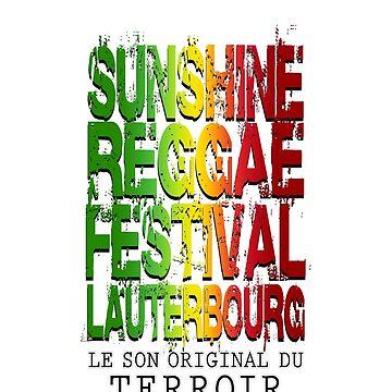 Sunshine Reggae Festival Lauterbourg by SRF-LAUTERBOURG