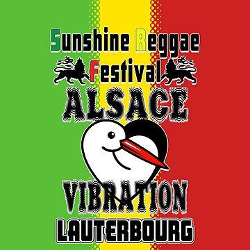 Sunshine Reggae Festival Alsace Vibration by SRF-LAUTERBOURG