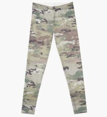 Scorpion Camo Phone Case Leggings