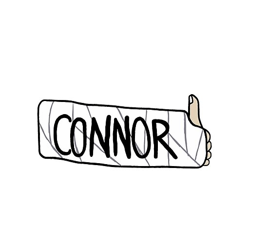 connor cast by loveletting