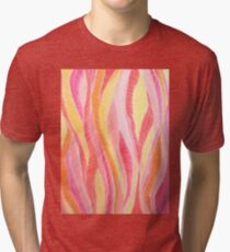 Color Abstract No.3 Tri-blend T-Shirt